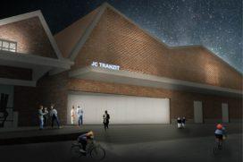 B-architecten wint wedstrijd Feestzaal Kortrijk