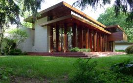 Bachman Wilson House gered uit overstroomgebied