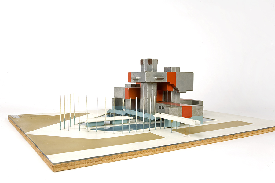 Nederlands Paviljoen Bakema