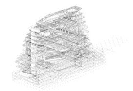 Bakema-congres: Oproep papers architectuurtekeningen