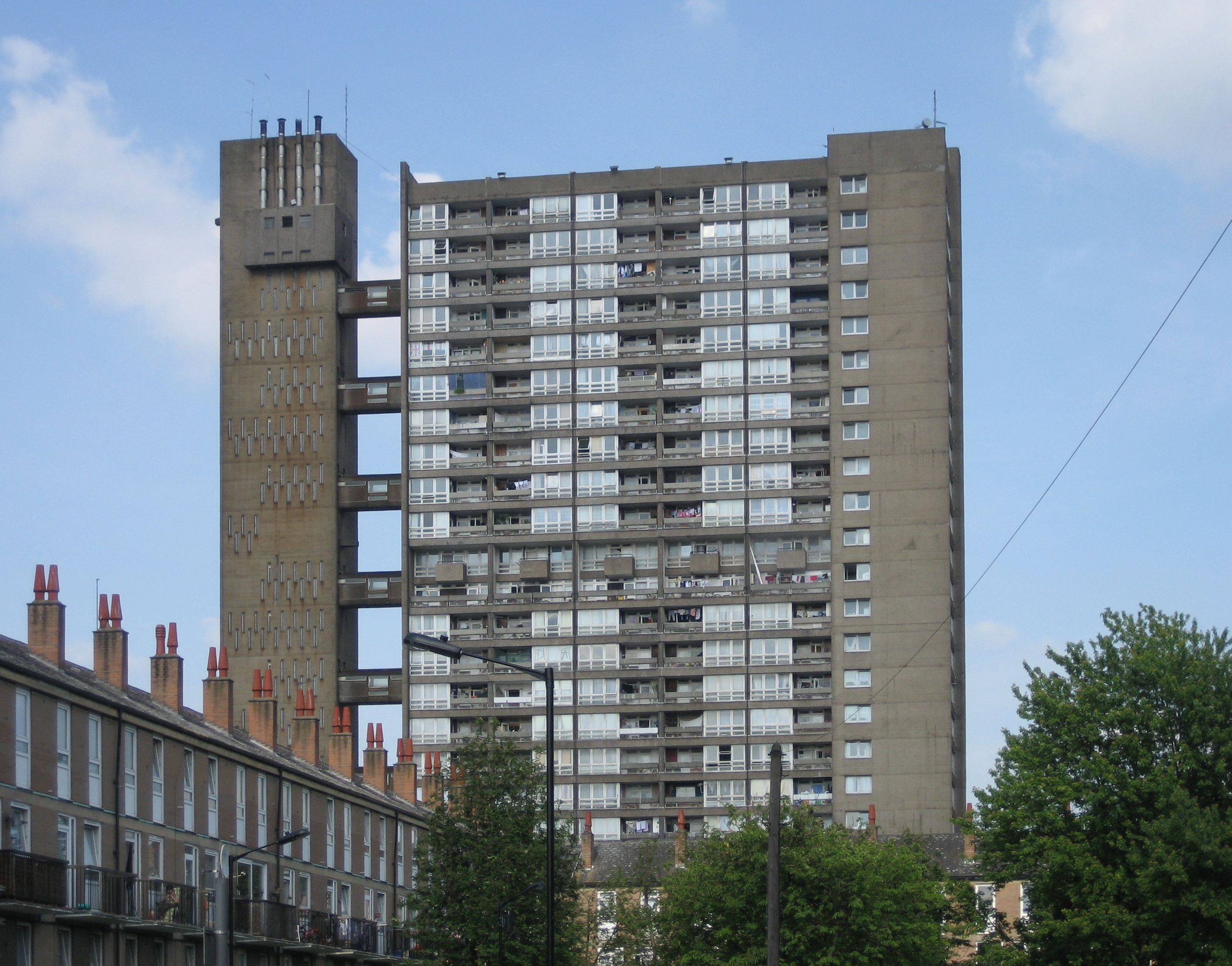 Opinie Harm Tilman - High-rise: wonen in hoge dichtheid
