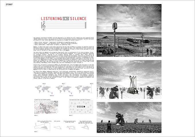 Honorable Mention MH17 Memorial+Park Hossain mohammed Emran