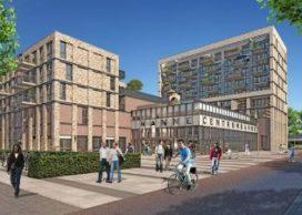 Bouw van multifunctioneel complex op Bezaanjachtplein gestart