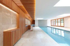 Privé wellnesscomplex in Arnhem
