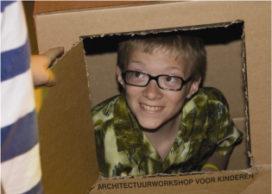 Kinderen bouwen droomstad