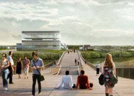 Mecanoo ontwerpt campus National University of Science and Technology in Moskou