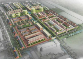 Energieuitwisseling woonwijk en tomatenkassen