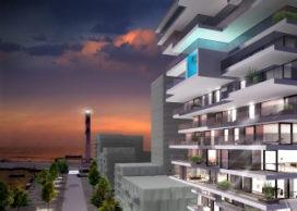 Ontwikkeling nieuw stadsdeel Oosteroever in Oostende