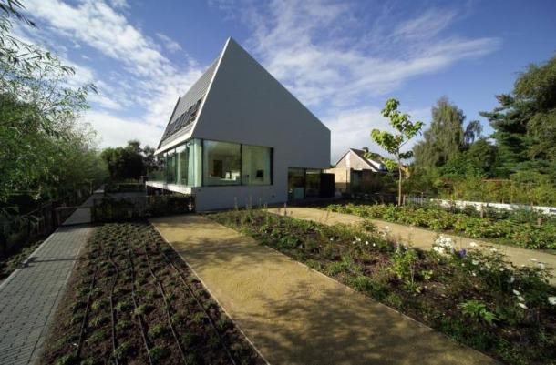 gaaga en m3h architecten ontvangen eervolle vermelding h user award de architect. Black Bedroom Furniture Sets. Home Design Ideas