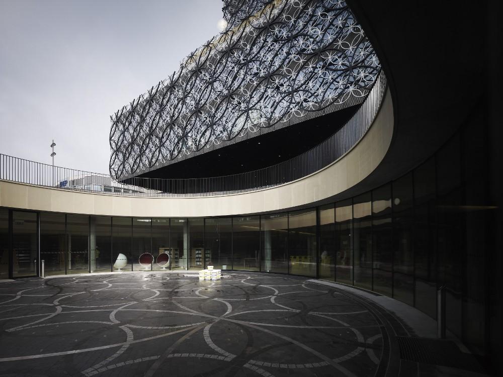 Bibliotheek Birmingham. Foto Christian Richters