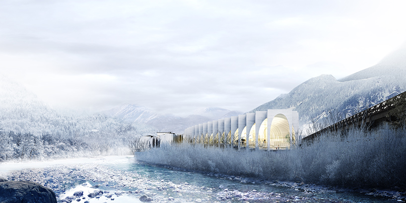 BIG ontwerpvoorstel Pellegrino Bottelfabriek