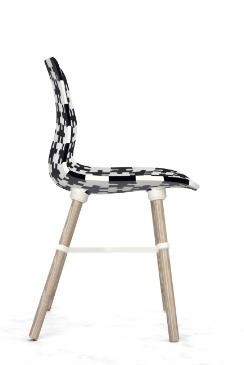Joris Laarman_Groninger Museum_Bits & Parts Puzzle Chair