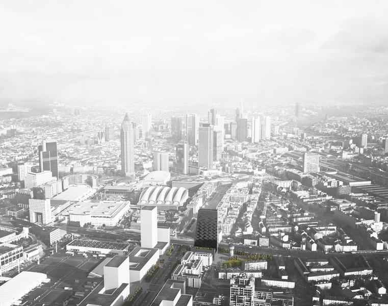 Blauraum Porsche Design Tower