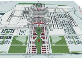 DHV-dochter NACO ontwerpt 's werelds grootste luchthaven