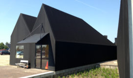 Boathouse 2 in Eemnes door yeah architecten