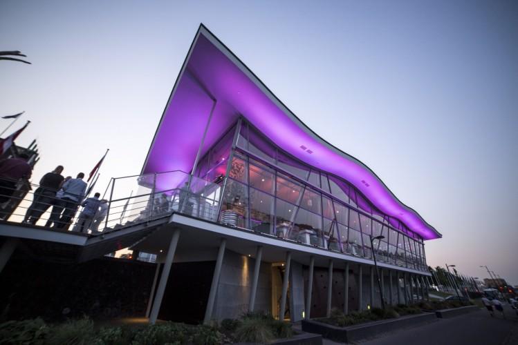 Boompjes Rotterdam verder als eventlocatie