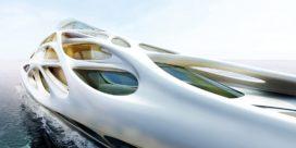 Van superjacht tot poppenhuis, Hadid redt zich wel