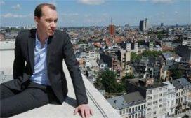Kristiaan Borret wordt nieuwe Brusselse stadsbouwmeester