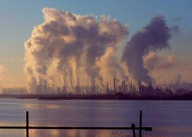 Minder broeikasgas in 2009