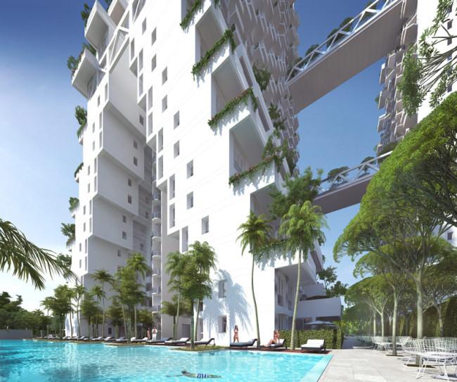 Singapore_Sky Habitat
