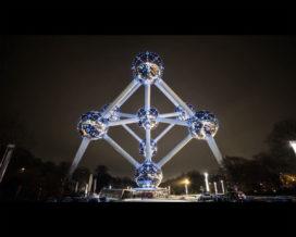 Een nachtelijke ode aan Europese architectuur