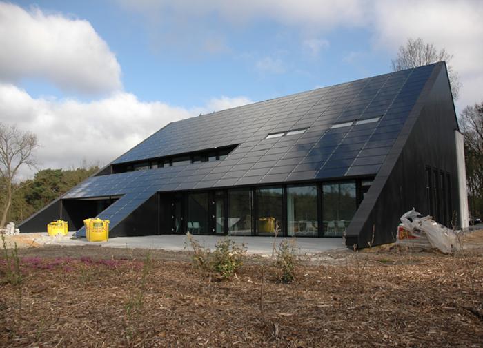 Buro Belgische prijs voor Architectuur & Energie