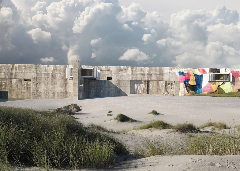 Beachhouse Bloom Image _ Render Ster van de Week