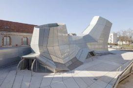 Frans kunst- en architectuurcentrum opent deuren