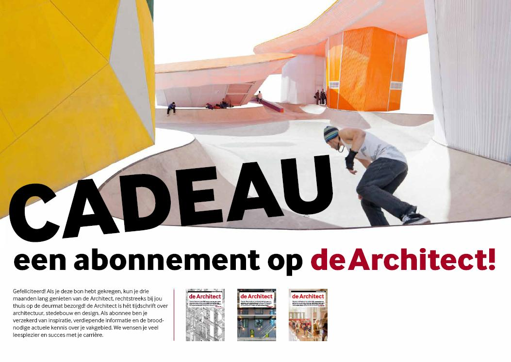architectonisch verantwoord verlanglijstje de architect. Black Bedroom Furniture Sets. Home Design Ideas