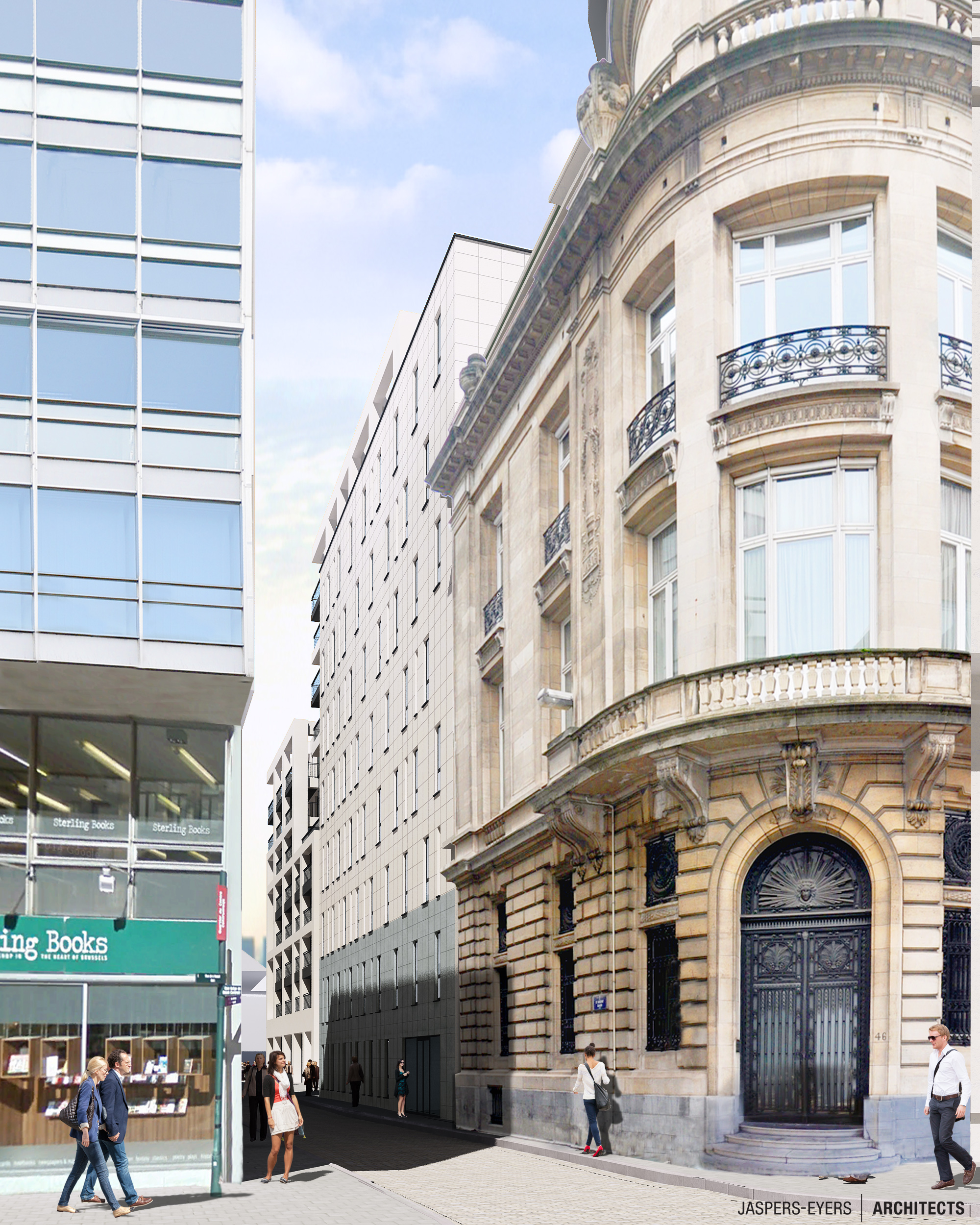 Easyhotel Brussel