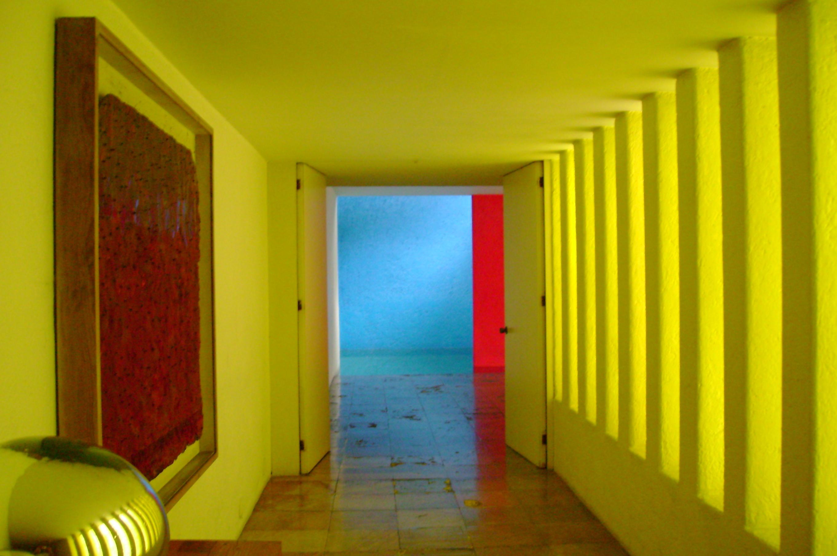 Casa Liraldi Luis Barragan-Mexicoreis-Vita Teunissen