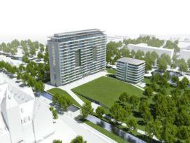 Kantoorpand Oostduinlaan Den Haag wordt woonhotel