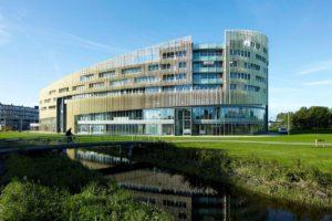 Da Vincicomplex in Alphen aan den Rijn door VHP