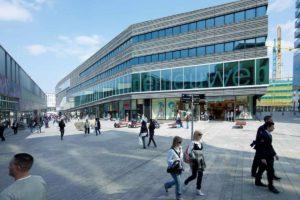 De Nieuwe Bibliotheek in Almere door Meyer en Van Schooten Architecten