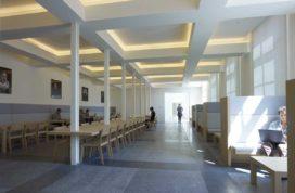 Winnaar ARC12 Interieur – Universiteitsrestaurant Lodewijk