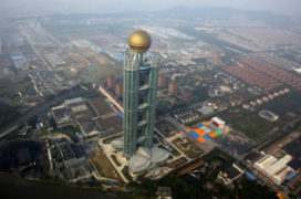 Rijkste dorp China opent megahotel