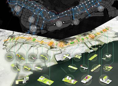 China MLA+ Felixx Landscape winnen prijs G107 Shenzhen