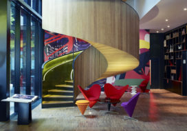 Londense CitizenM van Concrete wint WAF-dagprijs