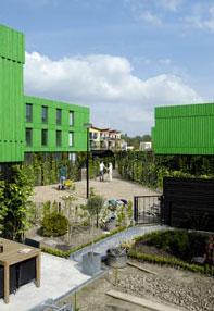 Co Housing Bergen Kolpa