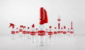 Design van de week: Tweede leven colaflesjes