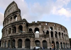Colosseum gered?