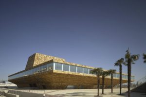 Congrescentrum La Llotja in Lleida (E) door Mecanoo