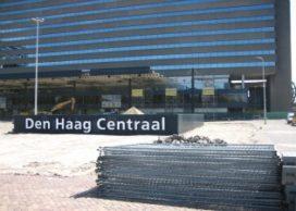 Geen groene gevel Den Haag CS