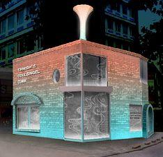 Taneda ontwerpt Coolsingel Cube