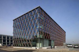 Kantoorgebouw in Amsterdam door BNB architecten en BO6 architectenbureau