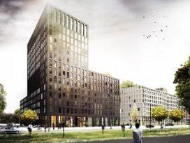 Studioninedots ontwerpt 361 modulaire studentenwoningen Amsterdam
