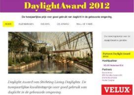 Nominaties Daylight Award bekend