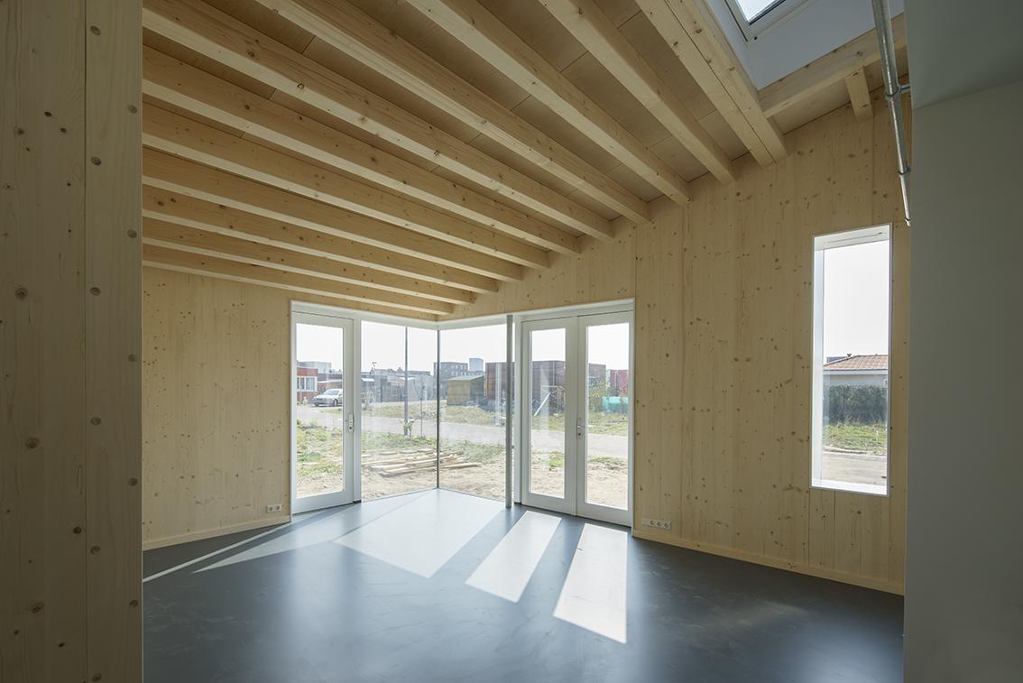 Ddacha van Marx & Steketee architecten uit Eindhoven