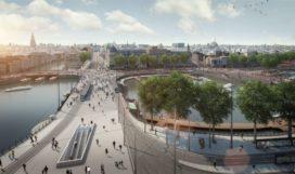 Gebiedsplannen klaar voor Amsterdam CS stadszijde