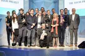 Interactieve documentaire winnaar DDW-Award 2015